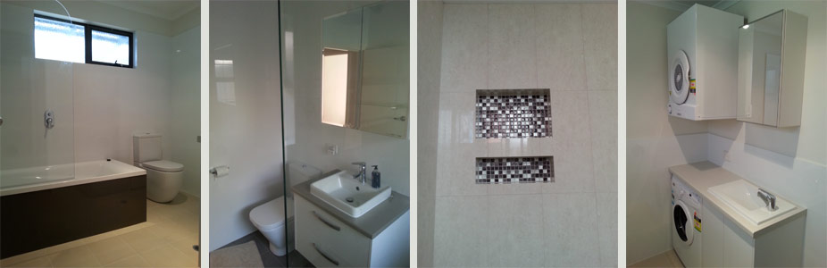 bathroom, kitchen and laundry renovations in Victor Harbor